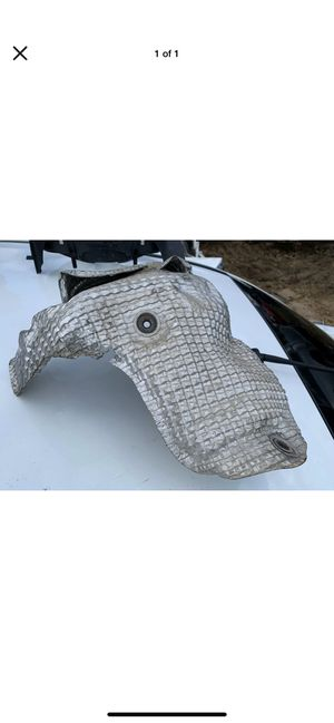 08-15 Lancer Evolution EVO X OEM STOCK TURBO EXHAUST MANIFOLD HEAT SHIELD for Sale in Fresno, CA