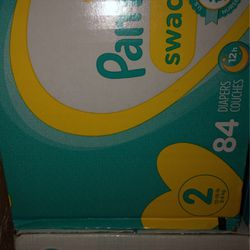 Size 2 Pampers for Sale in Fremont,  CA