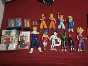 Dragón ball Z figures for Sale in Winter Haven, FL