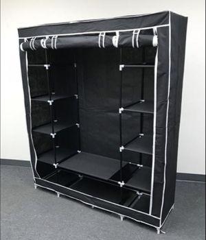 """50x66"""" Portable Closet Organizer Storage for Sale in Pomona, CA"""