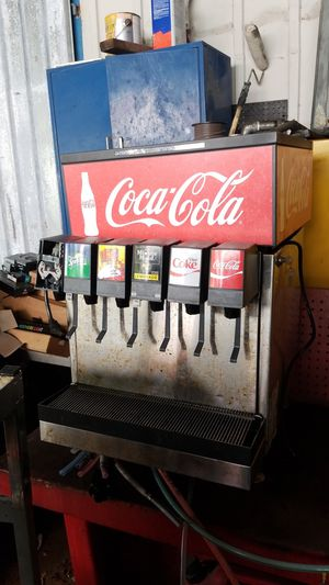 Soda funtain machine for Sale in Pompano Beach, FL