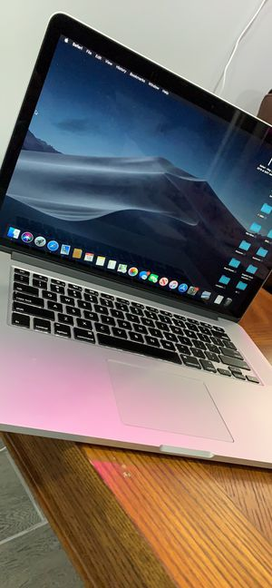 """2015 MacBook Pro 15"""" Retina display for Sale in Yonkers, NY"""