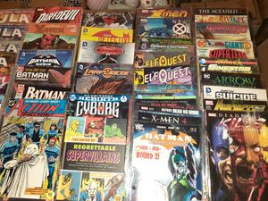 ☆☆COMIC BOOKS FROM HERE AND EUROPE☆☆ for Sale in Miami, FL