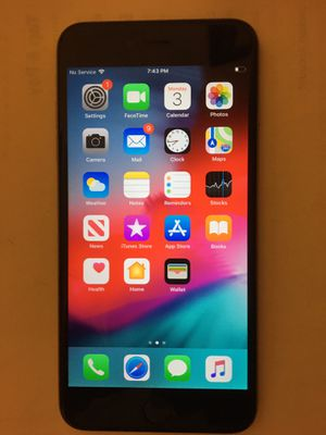 iPhone 6 64gb for Sale in Fort Worth, TX