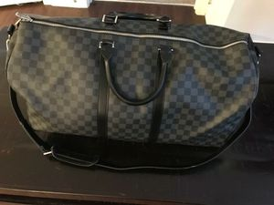 Authentic Louis Vuitton damier kepall 55 for Sale in Bowie, MD