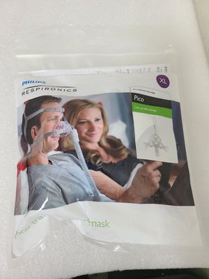 XL New Philips Respironics Pico Nasal CPAP Mask with Headgear for Sale in Houston, TX