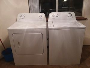 Washer&Dryer for Sale in Seattle, WA