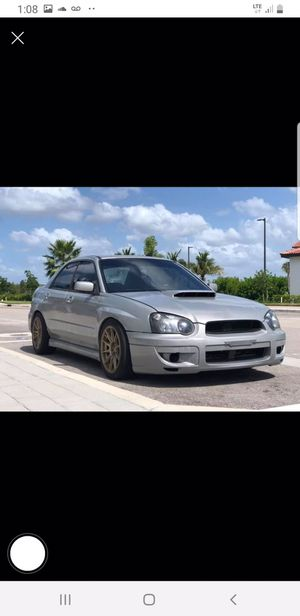 Subaru 2004 wrx for Sale in Matlacha, FL