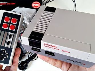Retro Video Game Console With 620 Games for Sale in Hollywood,  FL