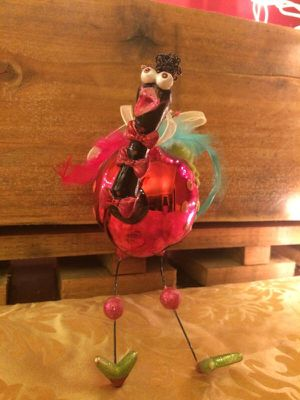 Crazy bird Christmas ornament for Sale in Knoxville, TN