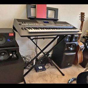 Yamaha Piano Psr 760 for Sale in Woodside, CA