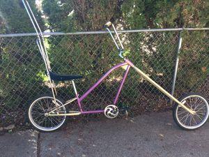 Custom Chopper Bicycle for Sale in Grosse Pointe Park, MI