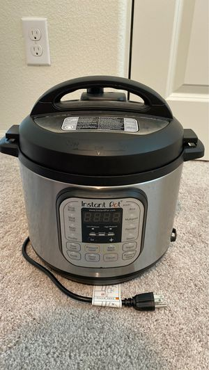 Instant pot IP-DUO for Sale in Sacramento, CA