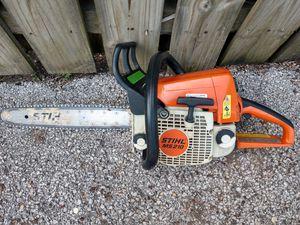 Stihl chainsaw for Sale in Oak Lawn, IL