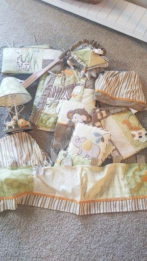 Baby crib set for Sale in Phoenix, AZ