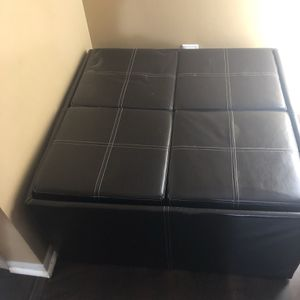 Brown Ottoman Stools for Sale in Groveport, OH