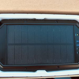 Solar Charger, 25000mAh Battery Solar Power Bank Portable Panel Charger for Sale in Chandler, AZ
