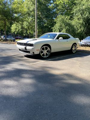 22in chrome rims only for Sale in Norcross, GA