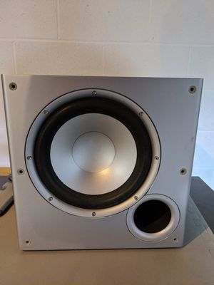 Polk Audio powered subwoofer for Sale in Sunbury, OH