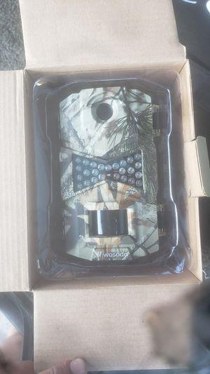Trail camera wosoda for Sale in Montebello, CA