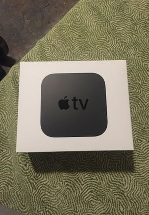 Apple TV 4K for Sale in Chesapeake, VA
