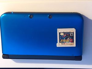 Nintendo 3DS XL brand new comes with Batman 2 the super hero's for Sale in Fresno, CA