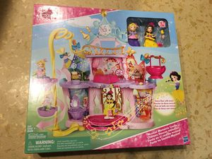 Disney Princess Little Kingdom Musical Moments Castle for Sale in Hilliard, OH