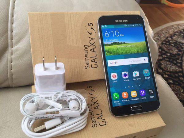 Samsung Galaxy s5 just like NEW ( Factory UNLOCKED)