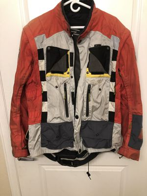 BMW Motorcycle Rallye 2 Riding Jacket/US Size 58 for Sale in Denver, CO