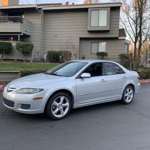 2007 Mazda 6 Sedan for Sale in Carmichael, CA