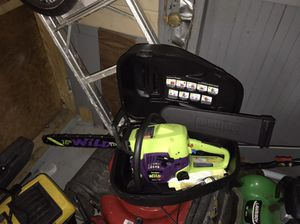 "Brand new chainsaw 18"" ""poulan wild thing"" for Sale in Washington, DC"