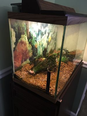 Fish tank for Sale in Germantown, MD