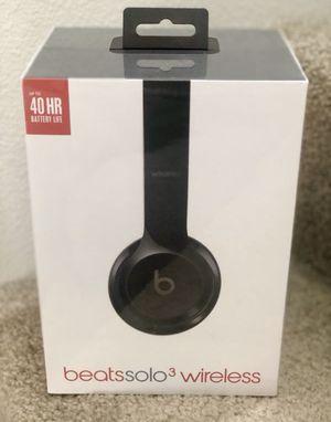 Beats Solo3 (Wireless) for Sale in Loma Linda, CA