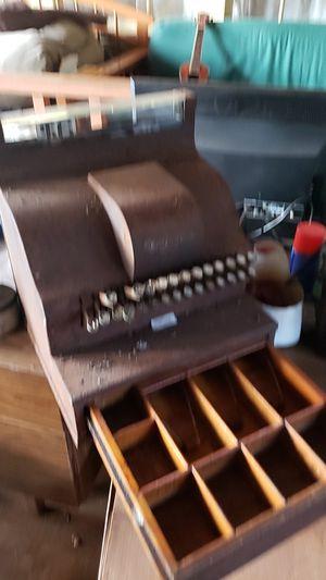Antique cash register for Sale in Paauilo, HI