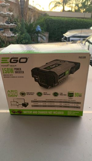 150 w power inverter for Sale in Industry, CA