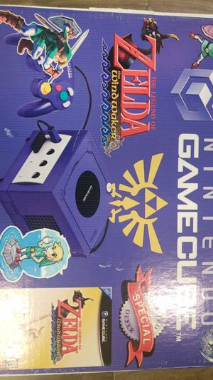 Nintendo gamecube, complete, delivery available, get it today, no game for Sale in Torrance, CA