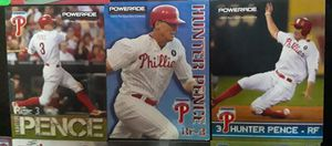 Hunter Pence magnets Phillies for Sale in Pottstown, PA