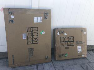 Donco kids 3 door dresser and kids desk for Sale in Los Angeles, CA