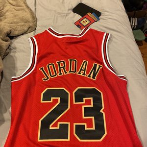 Mitchell And Ness Jordan Jersey Brand New for Sale in Stockton, CA