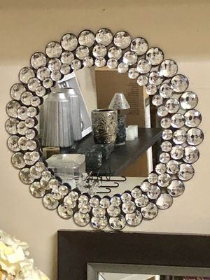 """Blingy Wall Mirror 17"""" NEW for Sale in Mokena, IL"""
