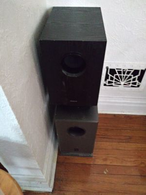 ONKYO PASSIVE SUBWOOFER for Sale in Florissant, MO