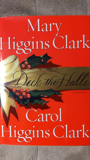 Deck the Halls by Mary Higgins Clark HB for Sale in Oakley, CA