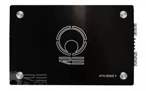 RE AUDIO XTX3000.1 3k watt amp for Sale in Tacoma, WA