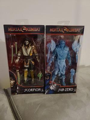 McFarlane Toys Mortal Kombat Chase Figures for Sale in Woodbridge, VA