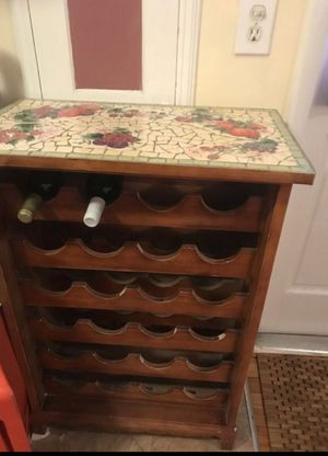 Wine rack for Sale in Fort Lauderdale, FL