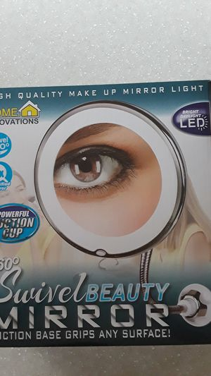 Beauty 5x magnified mirror for Sale in El Cajon, CA