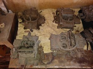 Holly Carbs 750 750 850 mechanics shop going out of business for Sale in Fresno, CA