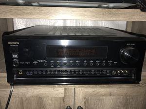 ONKYO surround sound receiver for Sale in Austin, TX