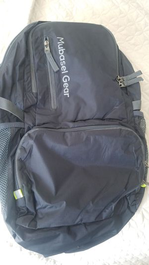 Mubasel gear hiking backpack lightweight for Sale in Fort Worth, TX