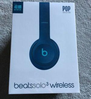 Beats Solo3 Wireless On-Ear Headphones for Sale in Shiloh, IL